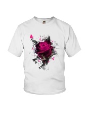 Breast Cancer Youth T-Shirt thumbnail