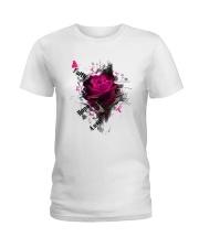 Breast Cancer Ladies T-Shirt thumbnail
