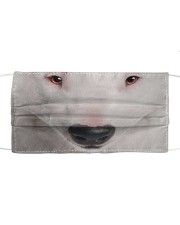 Dog Mask 37 Cloth face mask front