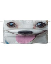Dog Mask 28 Cloth face mask front