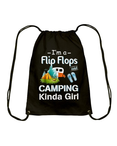 I'm A Flip Flop And Camping Kinda Girl