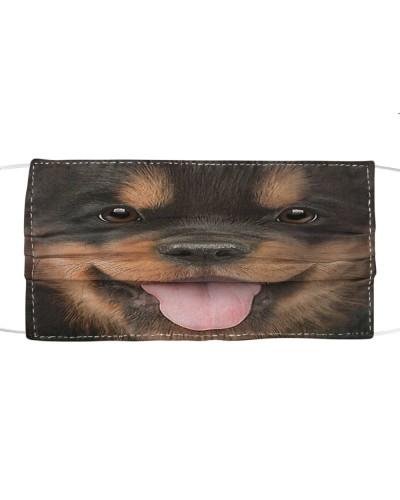 Dog Mask 48
