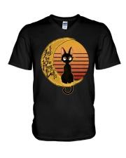 Bulk Black Little TM01 - 266087937240892 V-Neck T-Shirt thumbnail