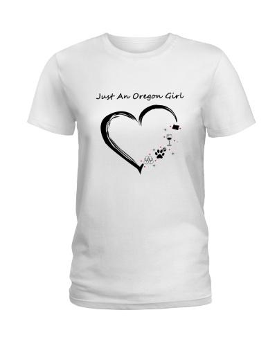 Just an Oregon girl