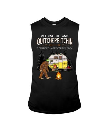 Welcome To Camp Quitchebitchin