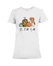 Beagle Premium Fit Ladies Tee thumbnail