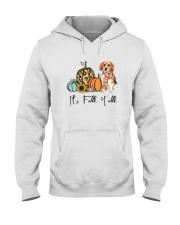 Beagle Hooded Sweatshirt thumbnail