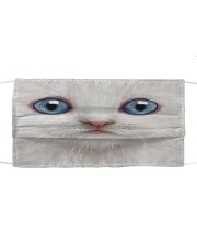 Cat Mask 18 Cloth face mask front