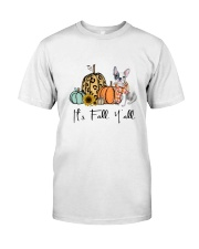 Frenchie Classic T-Shirt front