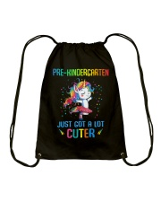Unicorn Pre-K Cuter Drawstring Bag thumbnail