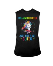 Unicorn Pre-K Cuter Sleeveless Tee thumbnail