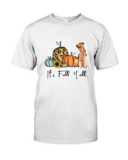 Airedale Terrier Classic T-Shirt front