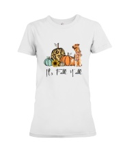 Airedale Terrier Premium Fit Ladies Tee thumbnail