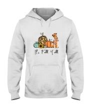 Airedale Terrier Hooded Sweatshirt thumbnail