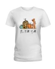 Airedale Terrier Ladies T-Shirt thumbnail