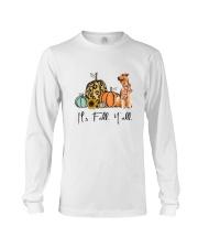 Airedale Terrier Long Sleeve Tee thumbnail