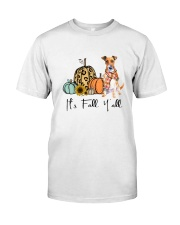 Jack Russell Terrier Classic T-Shirt front