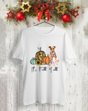 Jack Russell Terrier Classic T-Shirt lifestyle-holiday-crewneck-front-2