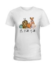 Jack Russell Terrier Ladies T-Shirt thumbnail