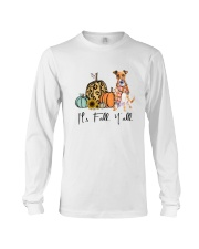 Jack Russell Terrier Long Sleeve Tee thumbnail
