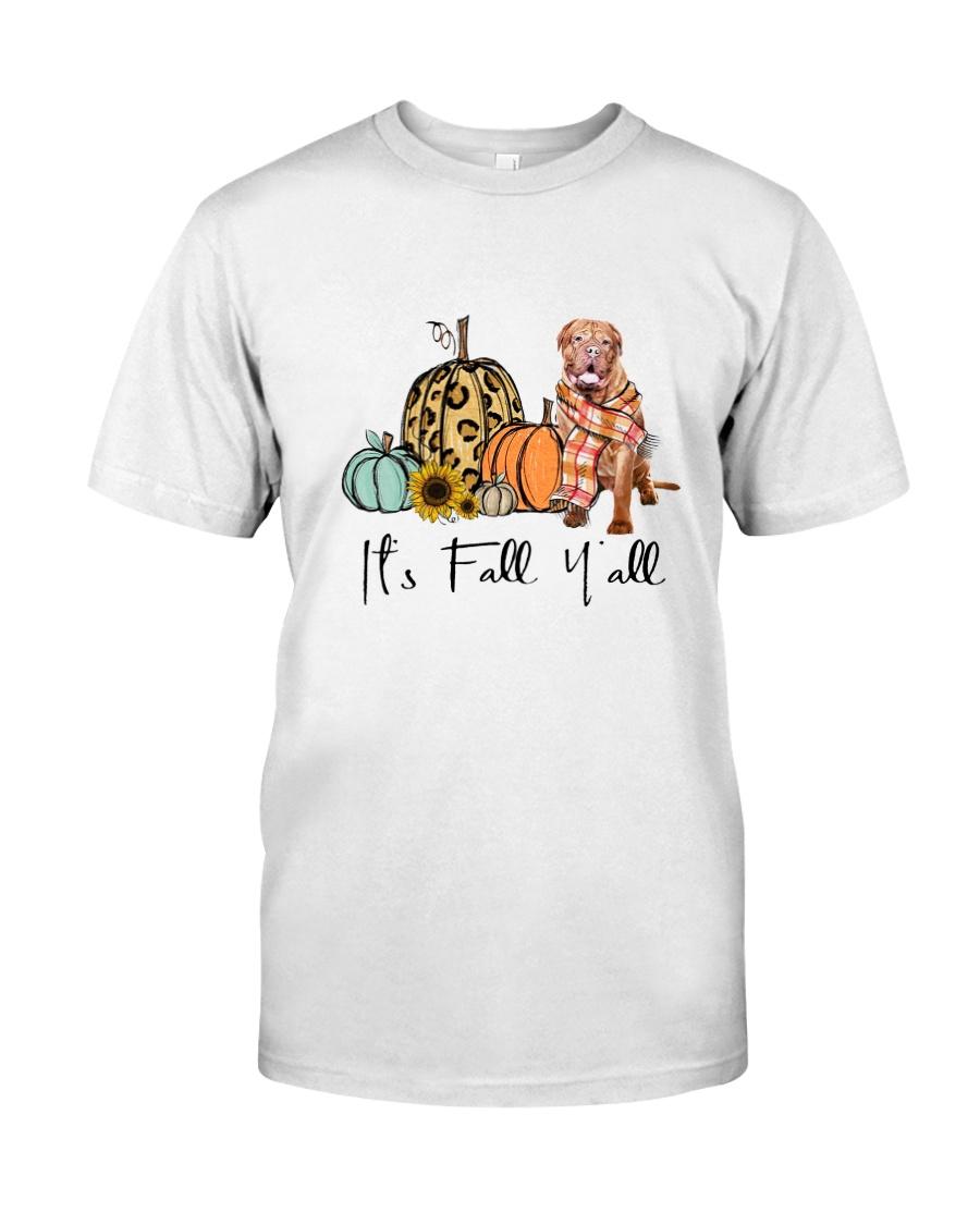 Dogue Bordeaux Classic T-Shirt