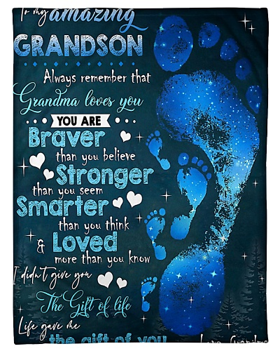 Grandma To GrandSon