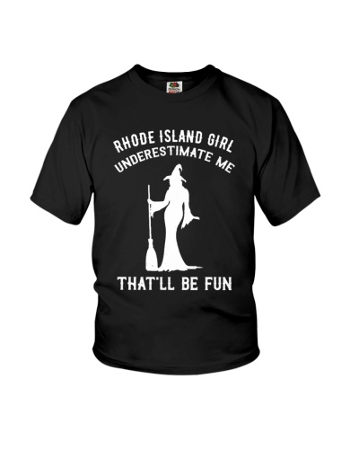 Rhode Island Girl Underestimate Me
