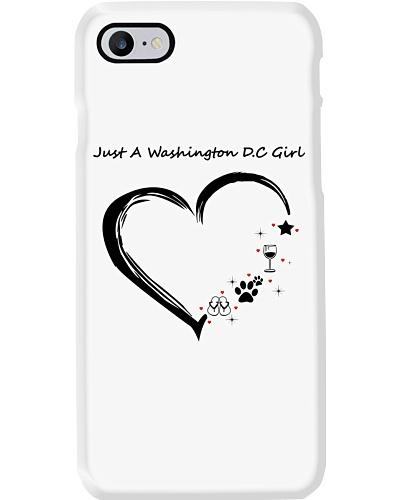 Just a Washington DC girl