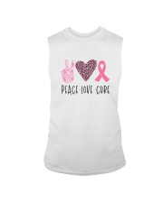 Breast Cancer Sleeveless Tee thumbnail