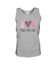 Breast Cancer Unisex Tank thumbnail