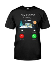 My Home Is Calling Classic T-Shirt thumbnail