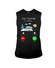 My Home Is Calling Sleeveless Tee thumbnail