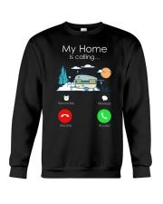 My Home Is Calling Crewneck Sweatshirt thumbnail