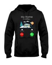 My Home Is Calling Hooded Sweatshirt thumbnail