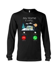 My Home Is Calling Long Sleeve Tee thumbnail