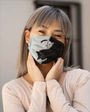 Cat Mask 12 Cloth face mask aos-face-mask-lifestyle-17