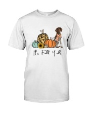 German Shorthaired Pointer Classic T-Shirt front