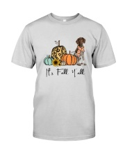 German Shorthaired Pointer Premium Fit Mens Tee thumbnail