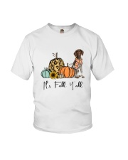 German Shorthaired Pointer Youth T-Shirt thumbnail