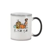 German Shorthaired Pointer Color Changing Mug thumbnail