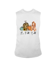 Cocker Spaniel Sleeveless Tee thumbnail