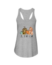 Cocker Spaniel Ladies Flowy Tank thumbnail