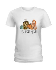 Cocker Spaniel Ladies T-Shirt thumbnail