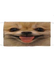 Dog Mask 17 Cloth face mask front