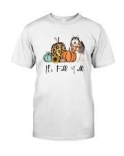 Alaskan Classic T-Shirt front