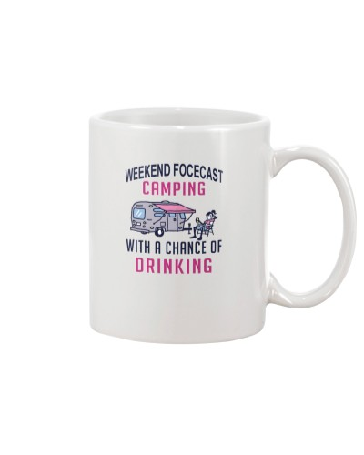 Weekend Focecast Camping