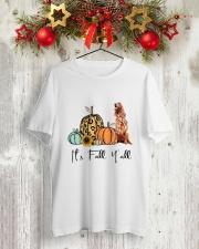 Irish Setter Classic T-Shirt lifestyle-holiday-crewneck-front-2