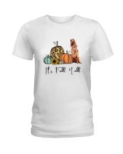Irish Setter Ladies T-Shirt thumbnail