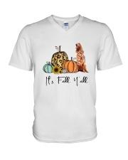 Irish Setter V-Neck T-Shirt thumbnail