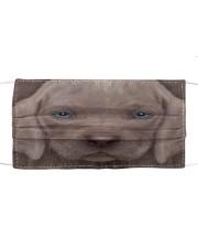 Dog Mask 29 Cloth face mask front